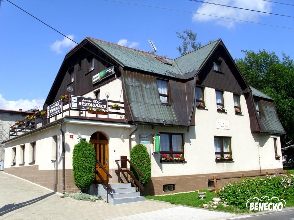 Pension Mja, Benecko - Penziony - Krkonoe - Jizersk hory