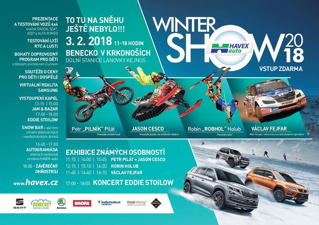 HAVEX WINTER SHOW 2018