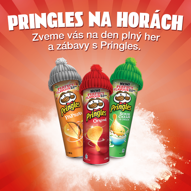 PRINGLES - Winter Road Tour