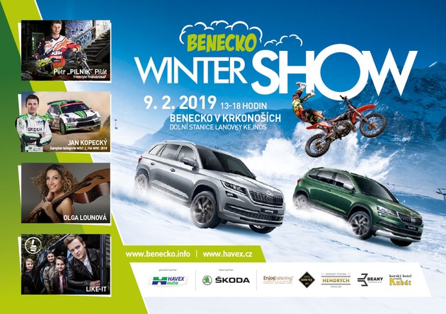 Program  - Havex Winter Show 2019