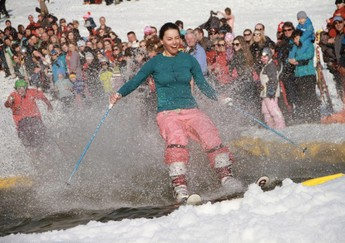 SNOW SPLASH 2012