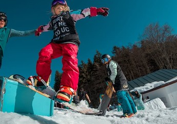 Beany Snowboard Camps 2019