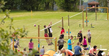 Volleyballturnier 2015
