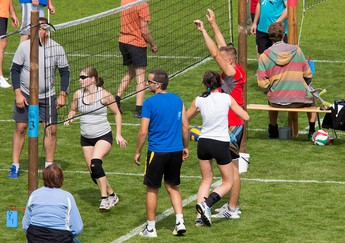 Volleyballturnier 2014